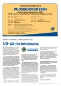 Palveleva leijona 2011-2012 - Suomen Lions-liitto ry - Page 7