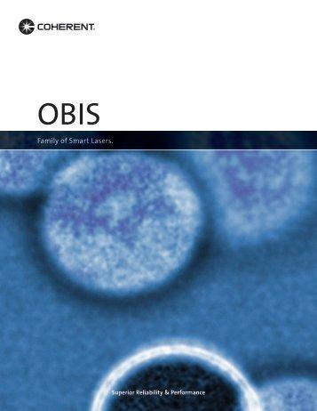OBIS Brochure - Coherent