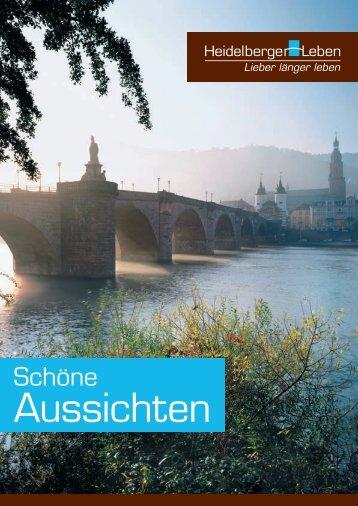 schöne Aussichten - Heidelberger Leben