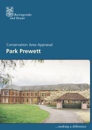 Park Prewett - Rooksdown Parish Council