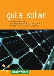 cómo disponer de energía solar fotovoltaica conectada a la red