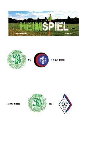 Stadionheft als PDF - foerderverein-sv-lauchheim.de