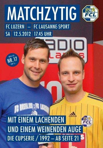 17 - FC Luzern