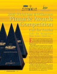 Pinnacle Awards Competition - International Festivals & Events ...