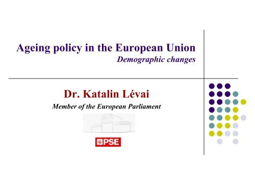 European policy - Q-AGEING project