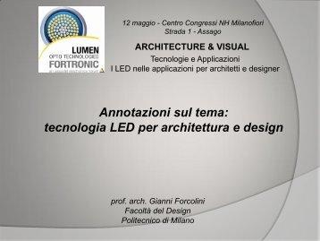 1_led in design - Tecnoimprese