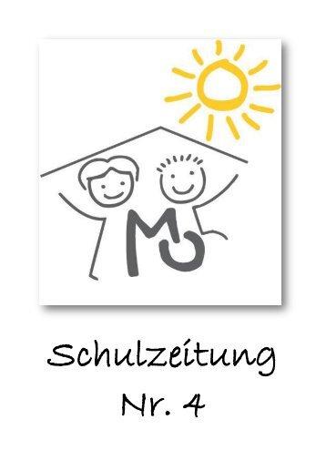 Schulzeitung 4. Ausgabe - Montessori Coesfeld