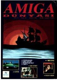 Amiga Dunyasi - Sayi 21 (Subat 1992).pdf - Retro Dergi