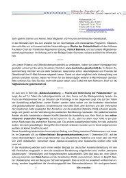 1 bitte wenden - Kölnische Gesellschaft für christlich-jüdische ...