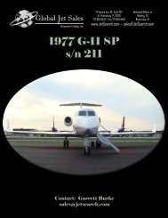 1977 G-II SP s/n 211 - Business Air Today