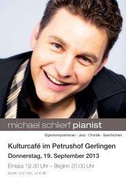 Handzettel als pdf downloaden - Michael Schlierf