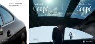 Mercedes-Benz C-Klasse Coupé Magazin - Daimler