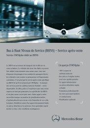 Service après-vente - BRT - Mercedes-Benz