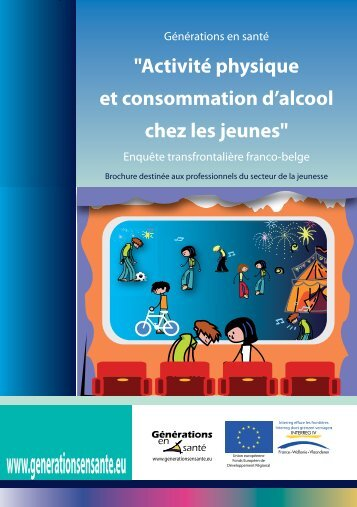 Activité physique et consommation d'alcool chez les jeunes