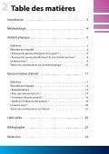 Activité physique et consommation d'alcool chez les jeunes - Page 2