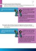 Activité physique et consommation d'alcool chez les jeunes - Page 7