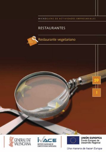 Restaurante vegetariano - EmprenemJunts