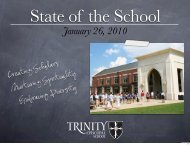 SoS 2010_Web.pdf - Trinity Episcopal School