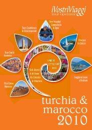 Tour Sud & Kasbahas Fly & Drive Marocco Tour ... - I Vostri Viaggi