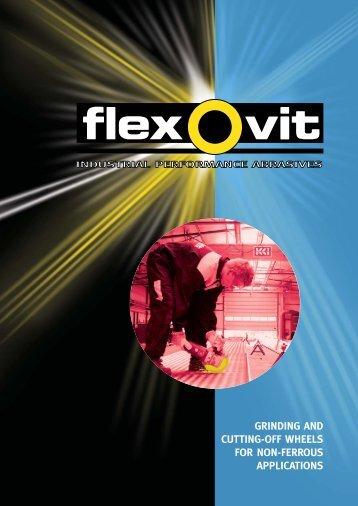 Flexovit For Non Ferrous_EN