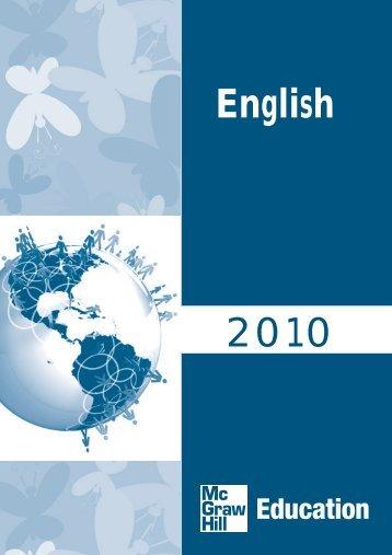 2010 English - McGraw-Hill Books