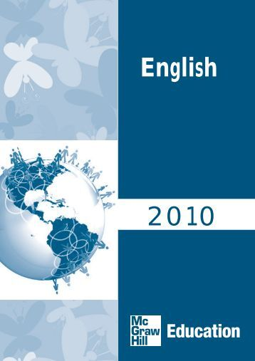 2010 English - McGraw-Hill Books