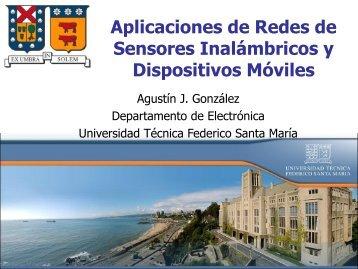 Aplicaciones de Redes de Sensores Inalámbricos y Dispositivos ...