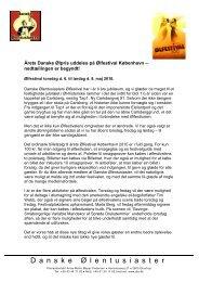 Pressemeddelelse - festival 020510 - Danske Ølentusiaster