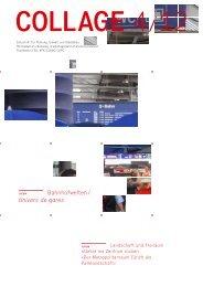 Bahnhofwelten / Univers de gares - FSU