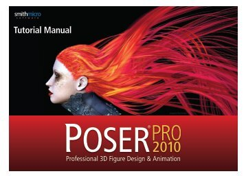 Poser Tutorial Manual.pdf - Smith Micro Software, Inc.