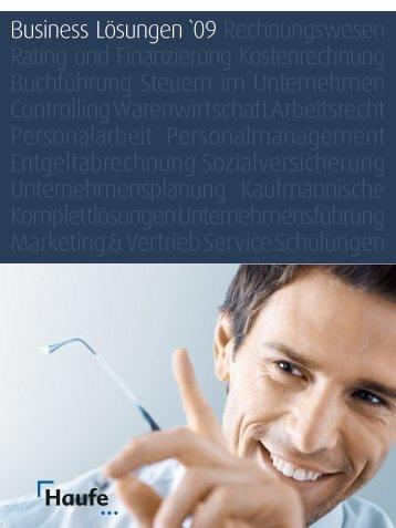 Business Lösungen `09 Rechnungswesen Rating und Finanzierung ...
