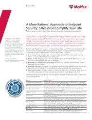New Top5 Reasons to Upgrade - Arrow ECS