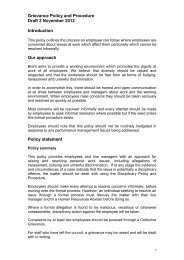 grievance-policy-app , item 6. PDF 91 KB - Brent Council