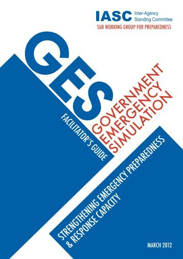 GES Simulation Guide v3.pdf - Avian Influenza and the Pandemic ...