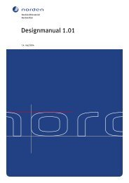 Designmanual 1.01 - Agecin