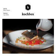 PDF-Download Booklet der Juni-Kochbox - Havel & Petz