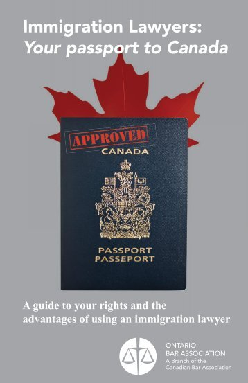 Immigration Lawyers: Your passport to Canada