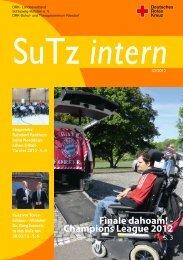 Sutzintern 02/12 - Christof-Husen-Haus