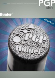 PGP Ultra - Hunter Industries