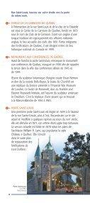 Une visite capitale - Commission de la capitale nationale ... - Page 7