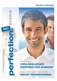 Perfection 01/2012 - Reuss-Seifert GmbH