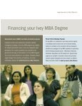 iveymba - Richard Ivey School of Business - Page 3