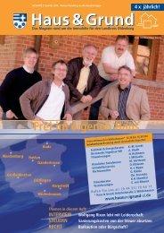 Magazin II/2010 - Haus & Grund Landkreis Oldenburg