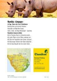 Namibia »limpopo«