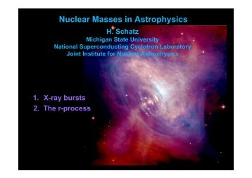 Nuclear Masses in Astrophysics
