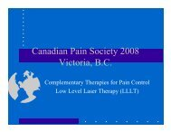 Session 104 - Banner - The Canadian Pain Society