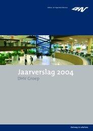 Jaarverslag 2004