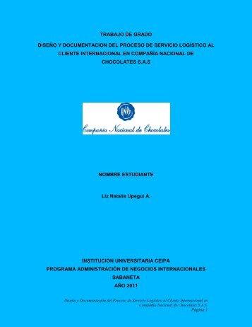 MODELO DE NEGOCIO - Institución Universitaria Ceipa