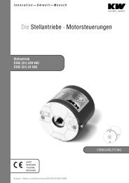 STA2 (S1) - Kutzner+Weber