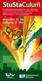 Programm StuStaCulum 2006 als PDF